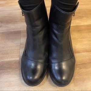 Dansko Black Ankle Booties Size 41/11